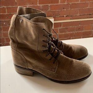 Sam Edelman lace up boot